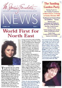Front cover for Issue 5 – Summer 2002