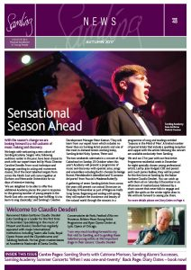 Front cover for Issue 48 – Autumn 2017