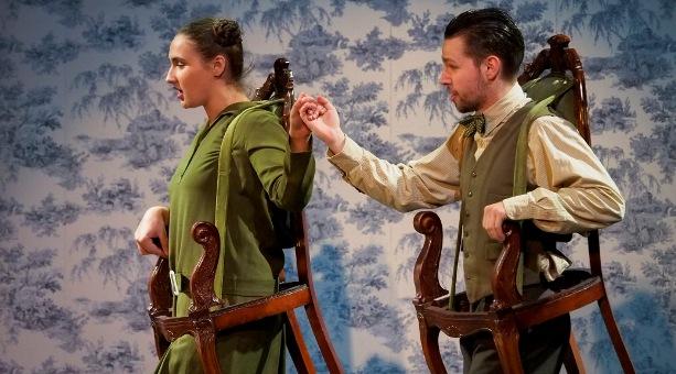 Samling Academy Opera: Ana Fernandez Guerra and Jacob Robson