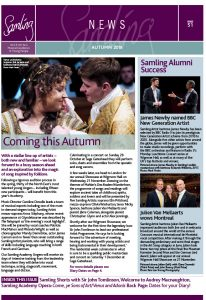 Front cover for Issue 51 – Autumn 2018